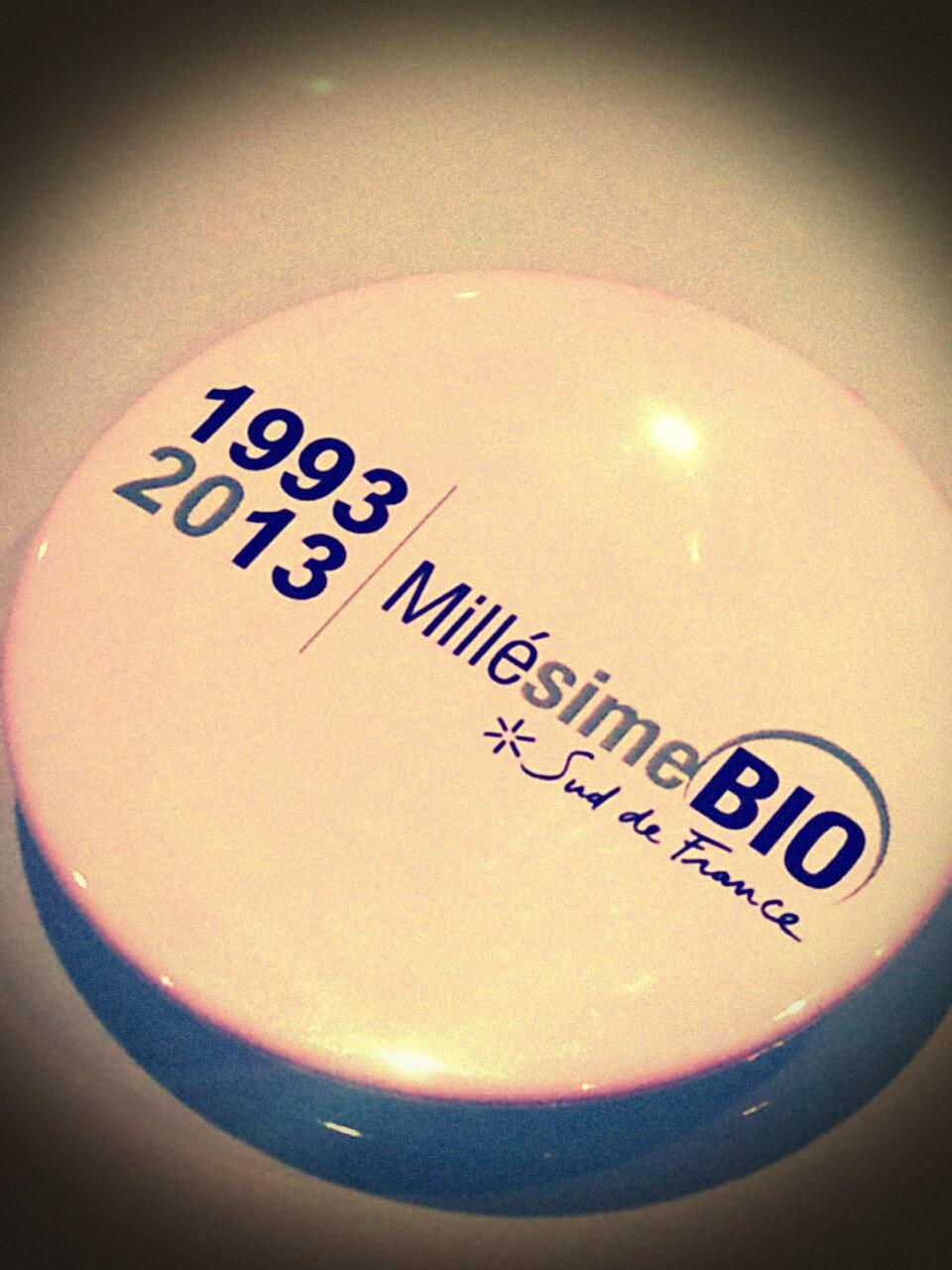 Millésime Bio 2013