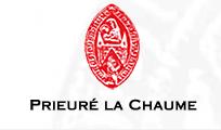 Sigle du domaine Prieuré de la Chaume (appellation Fiefs Vendéens) - merlot
