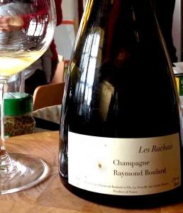 Champagne Les Rachais 2001 de Francis Boulard