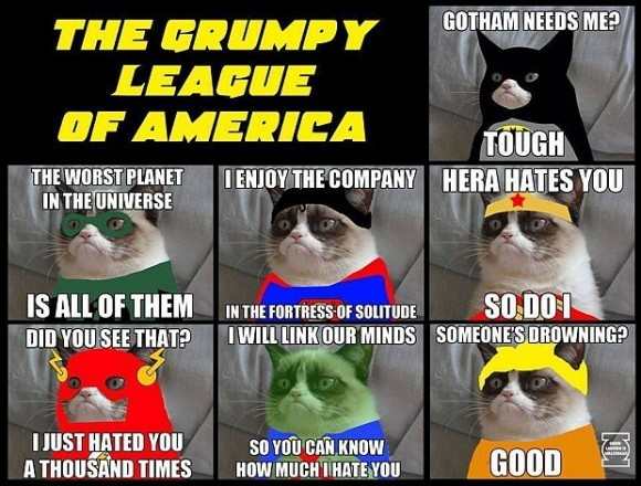 The Grumpy League of America