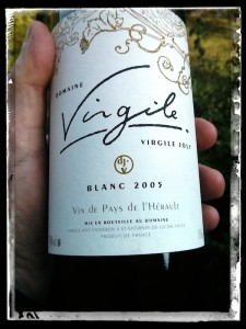 Cuvée Virgile 2005 - Domaine Virgile joly