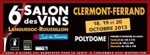 salon vignerons independants du languedoc-roussillon clermont-ferrand 18-19-20 octobre 2013