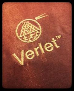 Couverture carte du café Verlet