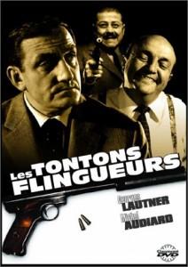 """Affiche du film """"Les Tontons Flingueurs"""""""