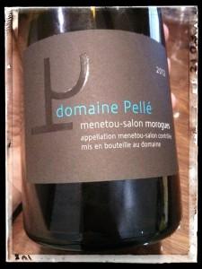 Domaine Henry Pellé - Cuvée Morogues 2012 - Menetou-Salon - Loire
