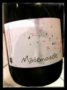 Domaine Jean Teiller - Cuvée Mademoiselle T 2011 - AOP Menetou-Salon - Loire