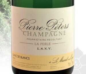 Champagne Pierre Péters La Perle Blanc de Blancs