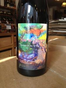 Domaine du Grès - Aveyron - Vin d'encre - Vin d'ancre 2012