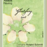 Domaine Roland Schmitt Alsace Riesling Glintzberg 2008