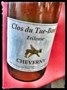 Clos Tue Boeuf Puzelat Cheverny Frileuse