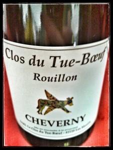 Clos Tue Boeuf Puzelat Cheverny Rouillon