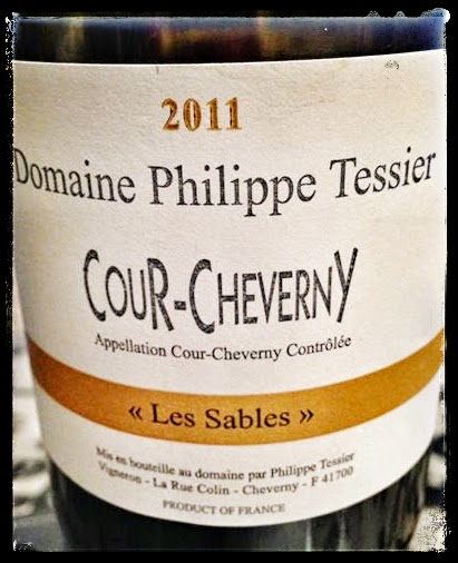 Philippe Tessier Cour Cheverny Les Sables 2011