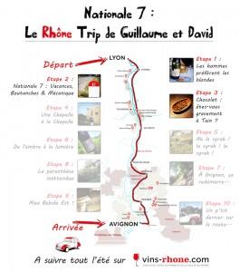 Rhône Trip Etape 3 : Chocolat (Tain-l'Hermitage)