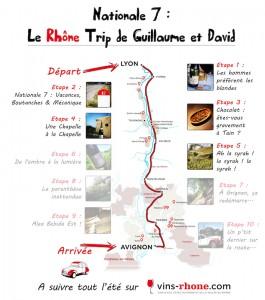 Rhone Trip Etape 5