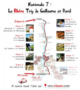 Rhône Trip étape 9 : Alea Bebida Est
