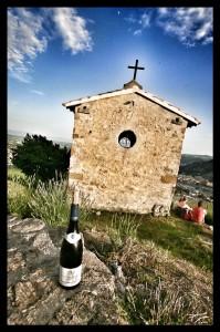 La Chapelle de l'Hermitage et vin cuvée la Chapelle de Jaboulet