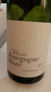 Bourgogne Roulot 2012