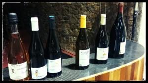 Sélection naturelle de vins