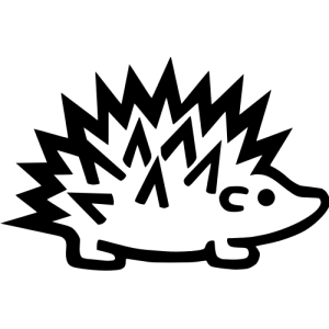 Le hérisson de Roujan (Roumégaïre)