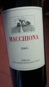Macchiona La Stoppa 2005