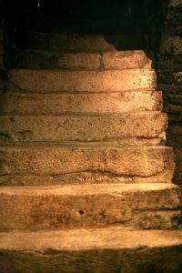 Escalier Domaine Raveneau Chablis