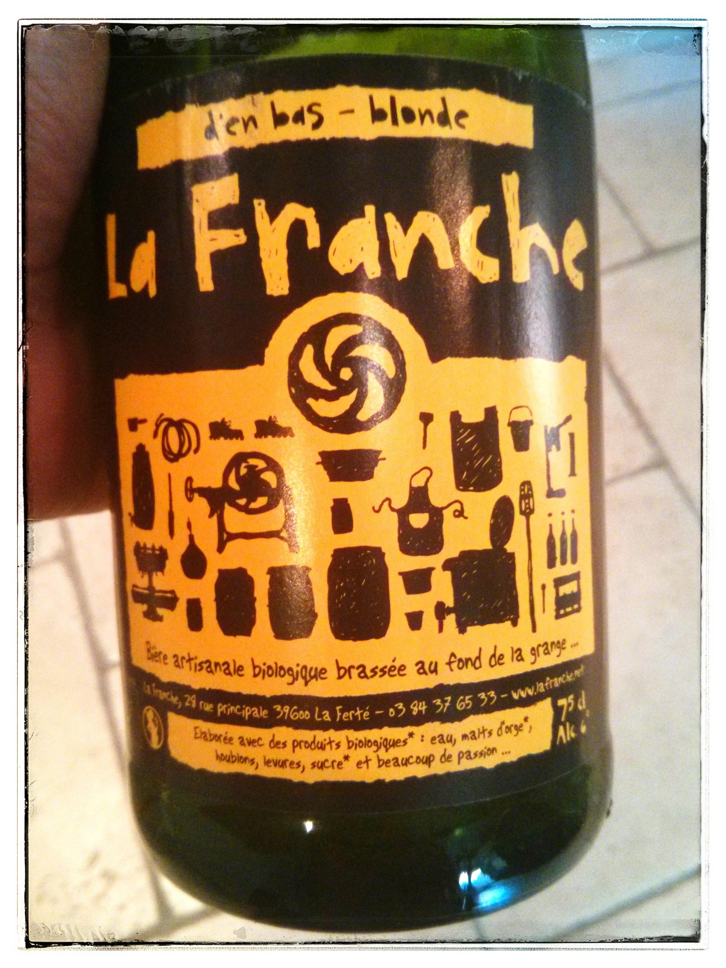 La Franche - Bière artisanale