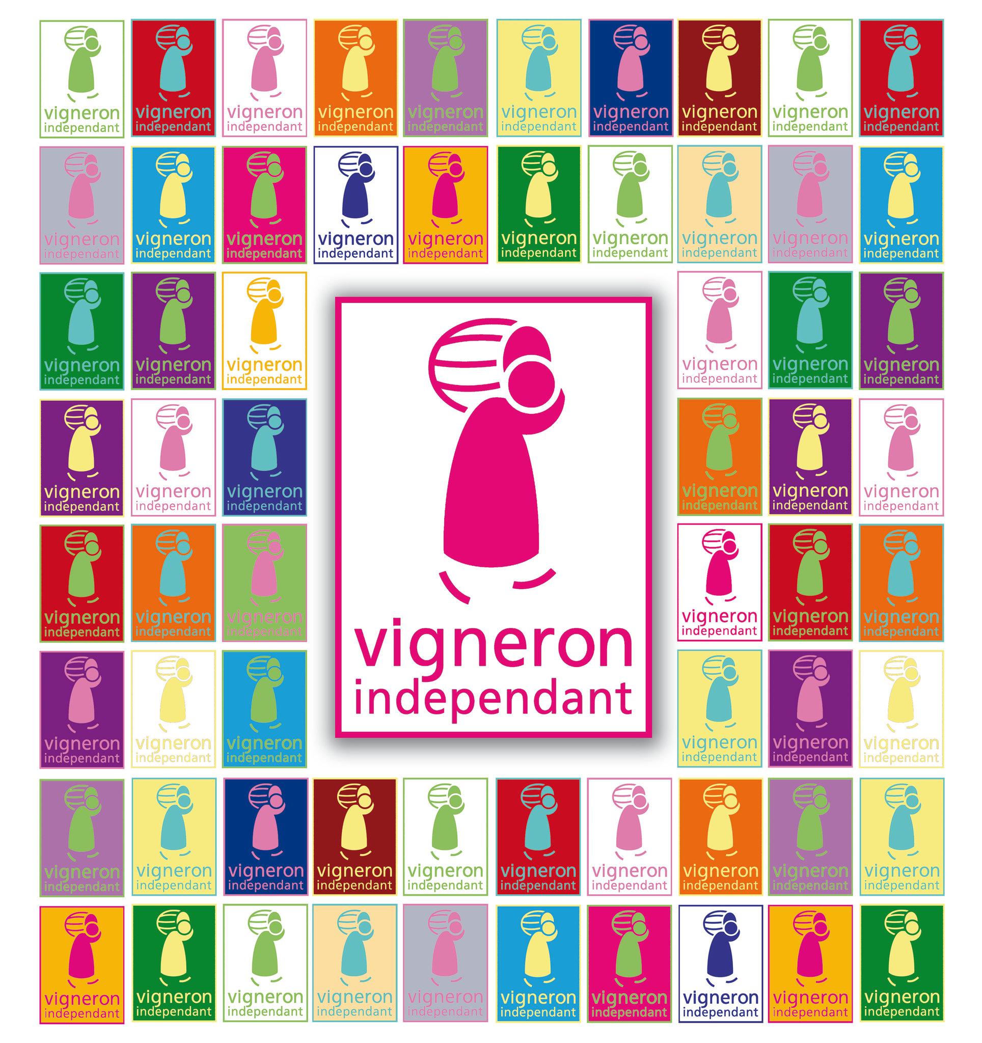 logo vignerons independants